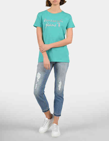 Trussardi Jeans 56T00196-G020_turqouise фото-4