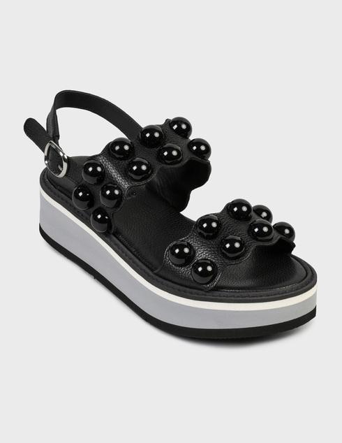 черные Босоножки Pertini 211W16693D2