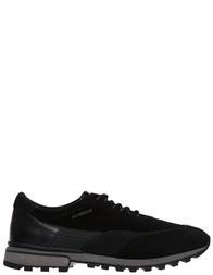 Мужские кроссовки Alberto Guardiani S75461F-SS00-ЖД000022766_black