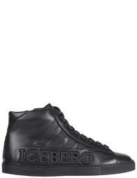 Мужские кеды Iceberg AGR-785-М-black