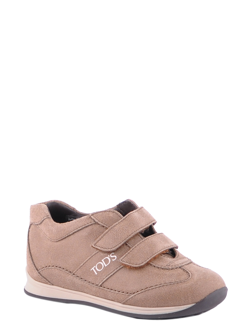 Купить Детские кроссовки, TOD'S, Коричневый, Весна-Лето