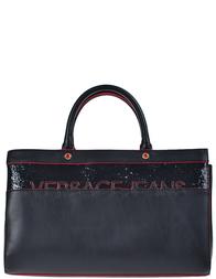 Женская сумка VERSACE JEANS BB01_black