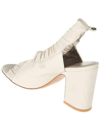 белые женские Босоножки Attilio Giusti Leombruni 654007-0115_white 5665 грн