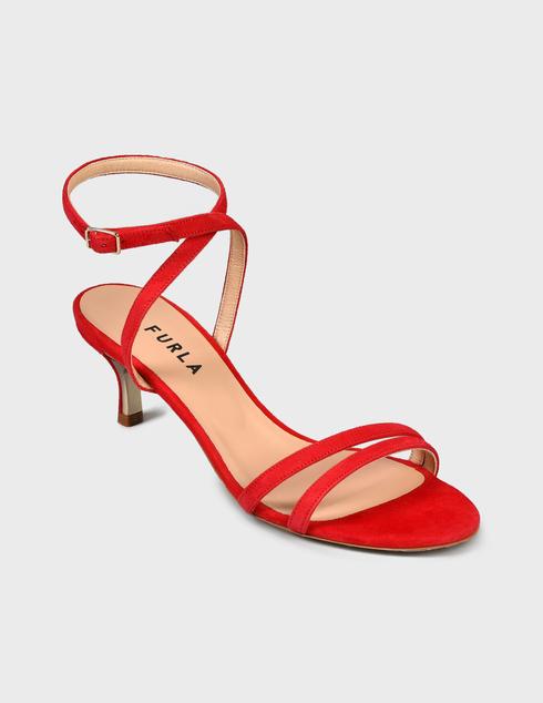 женские красные Босоножки Furla YC48FCD - фото-2