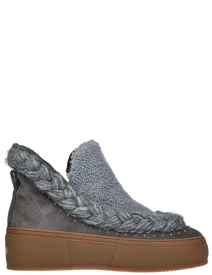 Женские ботинки 4US Cesare Paciotti D11_gray