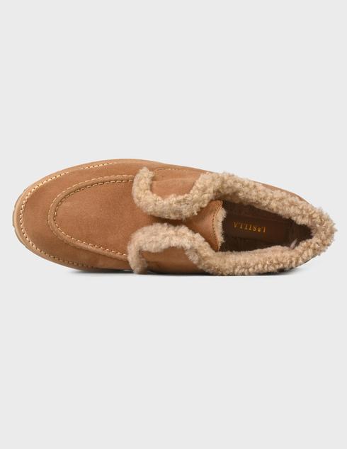 бежевые Ботинки Le Silla AGR-5182T020-GINGER размер - 36; 37; 38; 39
