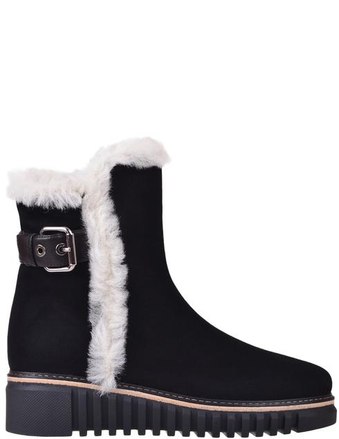 женские черные Ботинки Loriblu AGR-815RT2105R - фото-7