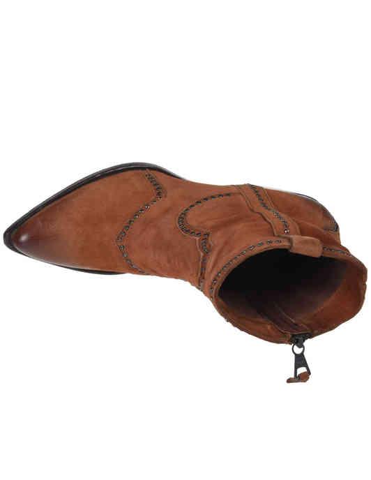 коричневые Полусапоги MJUS 793243_brown размер - 36; 38; 39; 40; 41