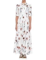Женское платье ANONYME U27SD036-white