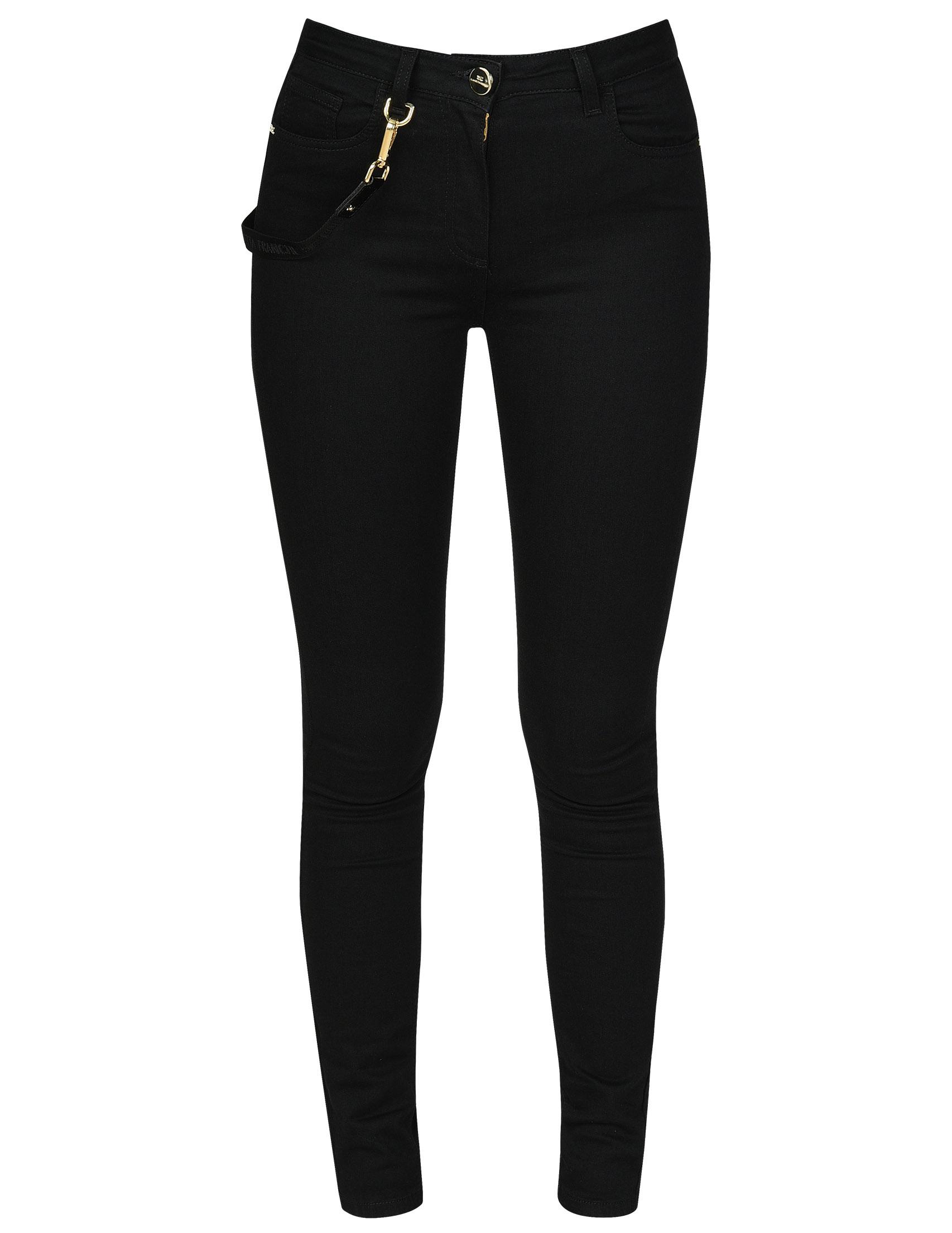 Женские джинсы ELISABETTA FRANCHI 16S-86E2_black