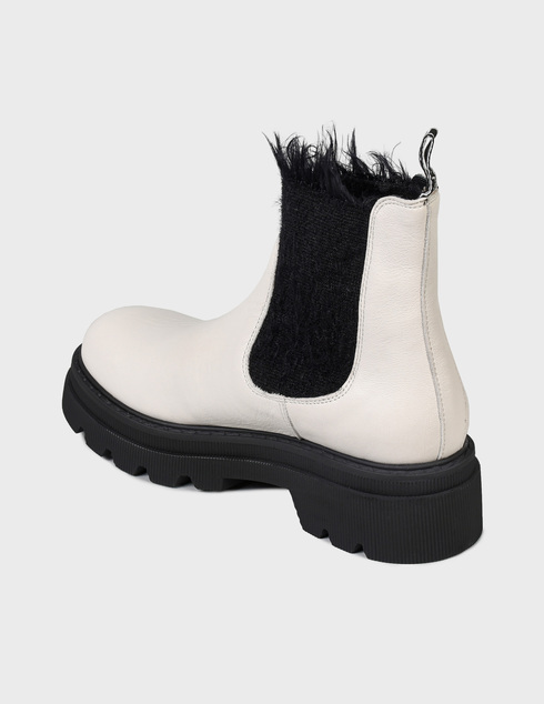 женские бежевые Ботинки Voile Blanche 0012501958.01.1B83 - фото-2