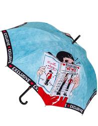 Женский зонт MOSCHINO CHEAP AND CHIC 255-63'Fashion_Olivia'multi