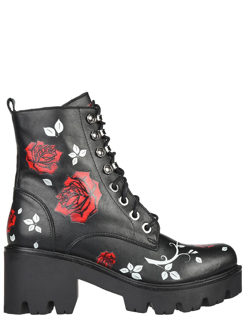 Женские ботинки LEstrosa 328_black