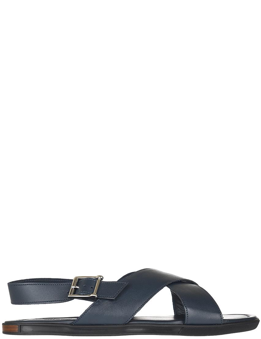 Мужские сандалии DoucalS 1990_blue