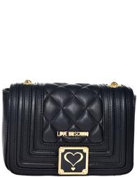 Женская сумка Love Moschino 4201_black
