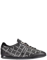Женские кроссовки Alessandro Dell'Acqua AGR-6034-black