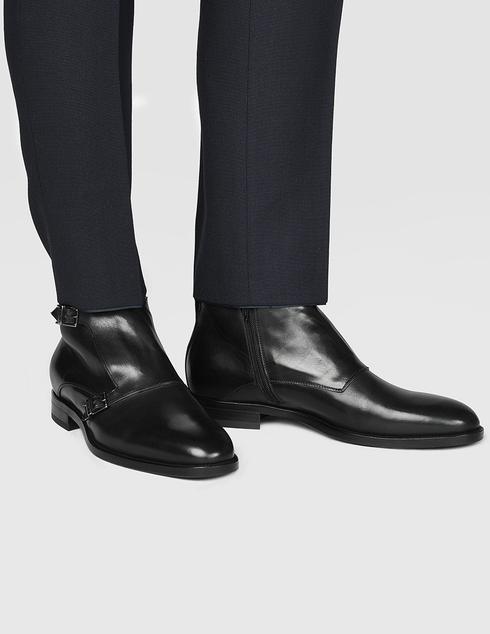 черные Ботинки Aldo Brue AB76407-POS
