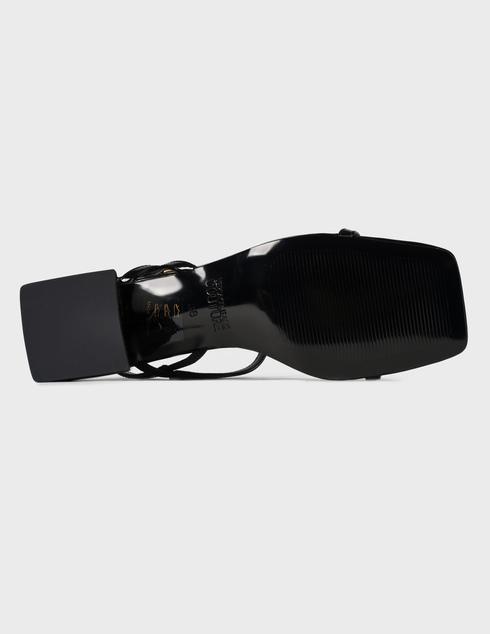 черные Босоножки Versace Jeans Couture E0VWAS32-899 размер - 38