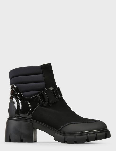 женские черные Ботинки Loriblu AGR-1IGAN178GG - фото-6