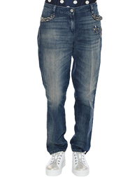 Женские джинсы TWIN-SET TS72MR-00076