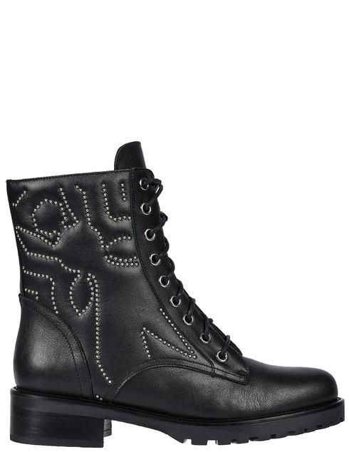 женские черные Ботинки Patrizia Pepe 2V9150/A5W6-K103 - фото-6