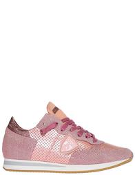 Женские кроссовки Philippe Model STRLD-VP10_pink
