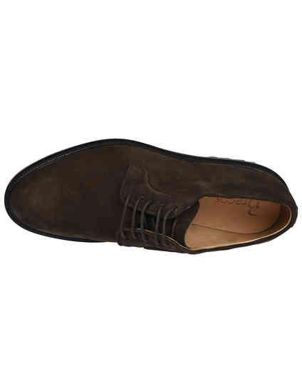 коричневые Дерби Brecos S8073_brown размер - 43; 44; 45