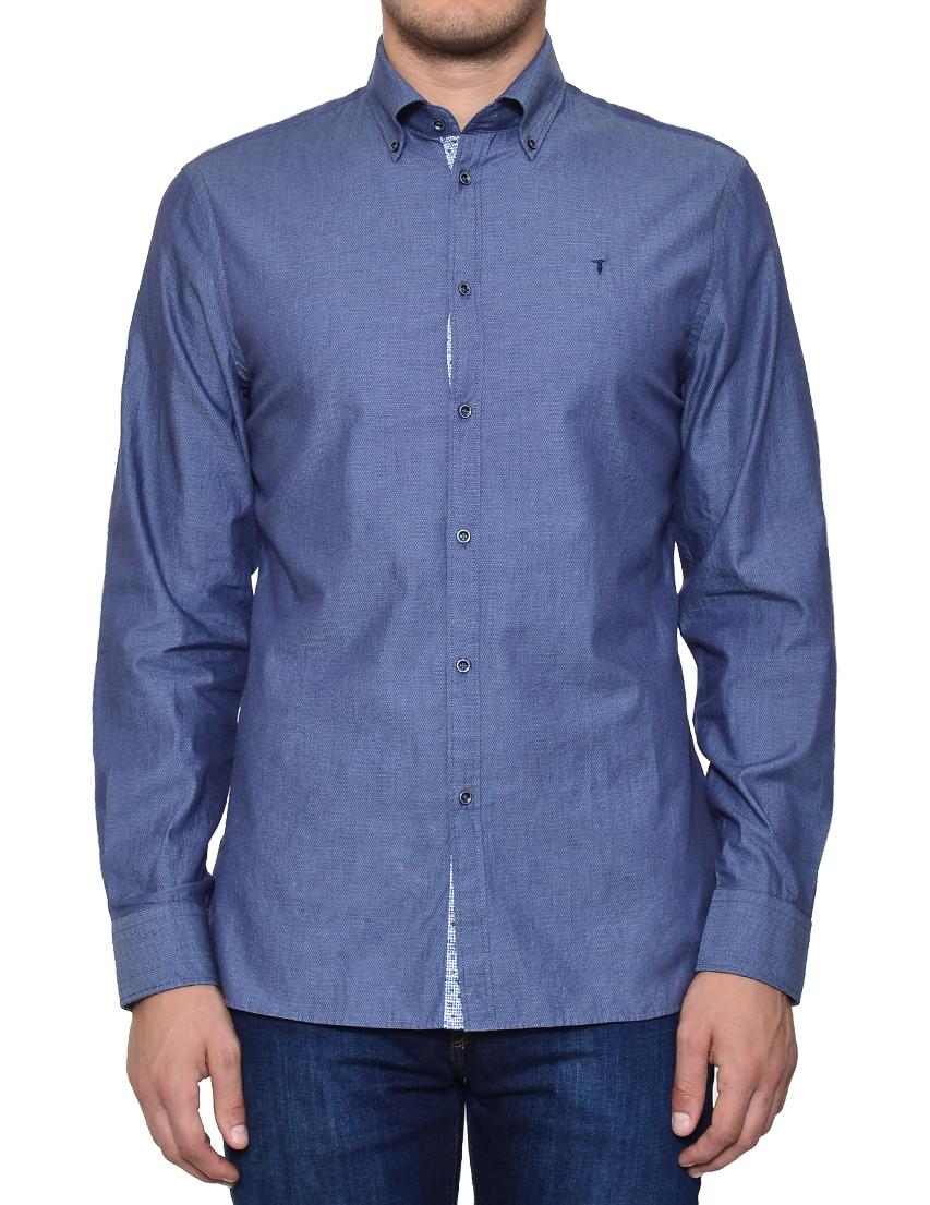 Рубашка TRUSSARDI JEANS 52C000289Y099999