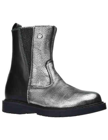 Naturino 4768-acciaio-nero-серо_silver