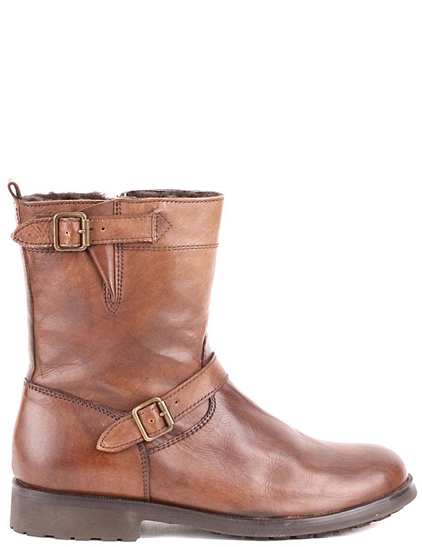 Детские ботинки для девочек GALLUCCI 5070-brown