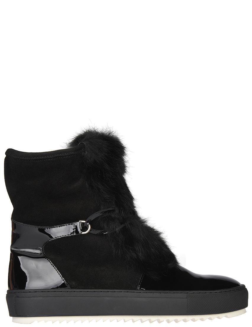 Женские ботинки Joyks 4129_black