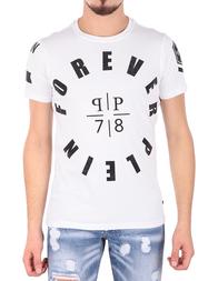 Мужская футболка PHILIPP PLEIN 342529_white