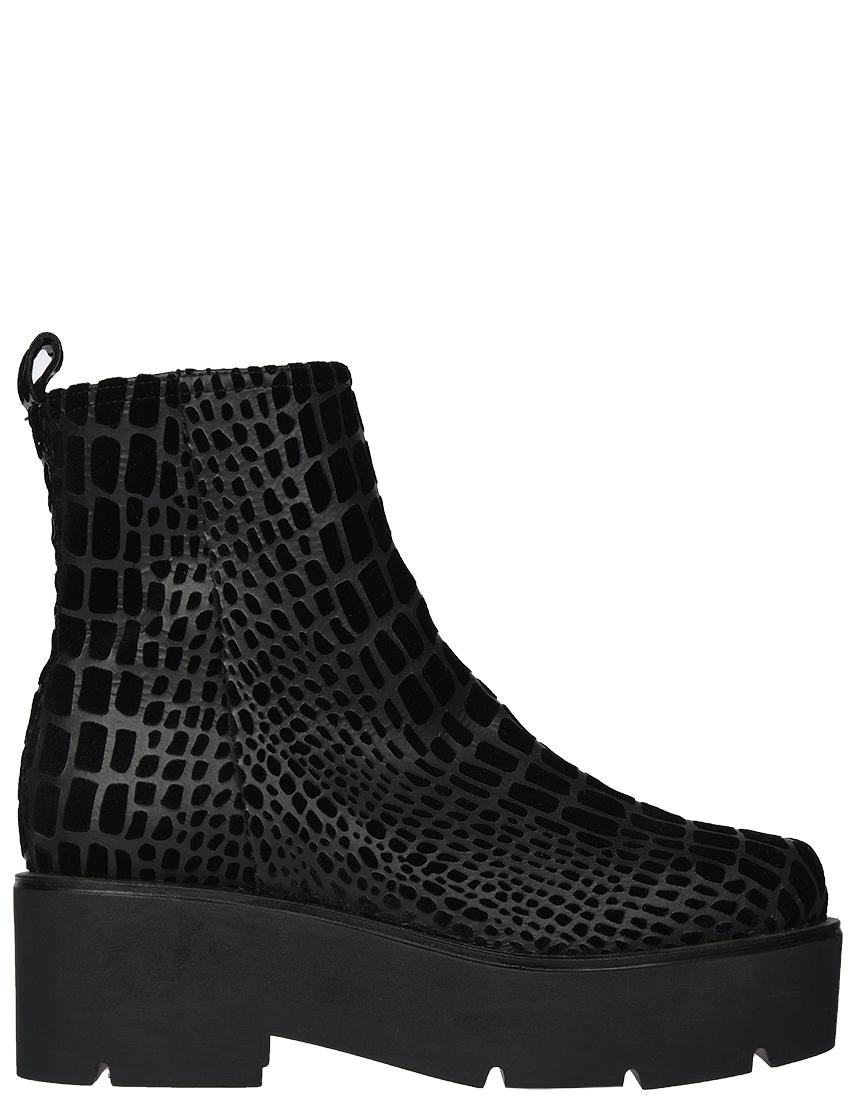 Женские ботинки Renzi 534600croc_black