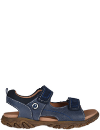 Детские сандалии для мальчиков Naturino Beverly-blue-navy
