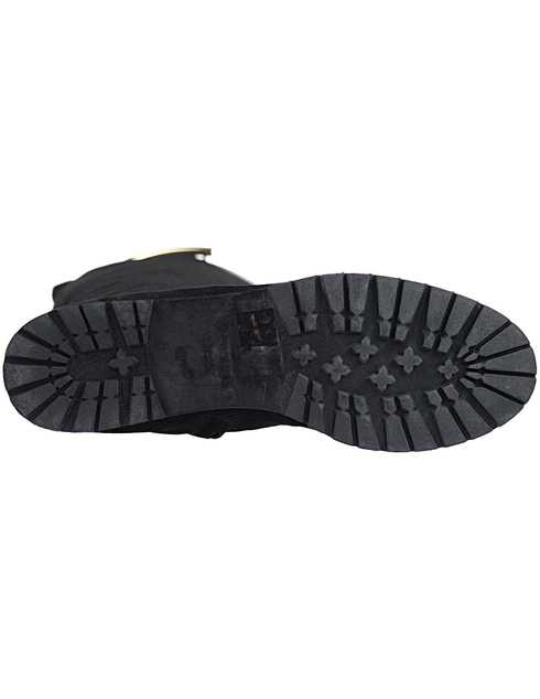черные женские Ботфорты Vicini S58017_black 12300 грн