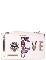 Женская сумка Love Moschino 4114-К-panna-girl_beige
