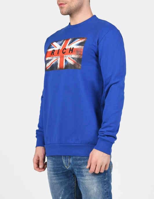 John Richmond HMA18082FEW1557_blue фото-2