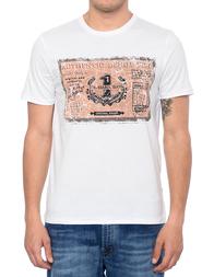 Мужская футболка TRUSSARDI JEANS 52T27-01