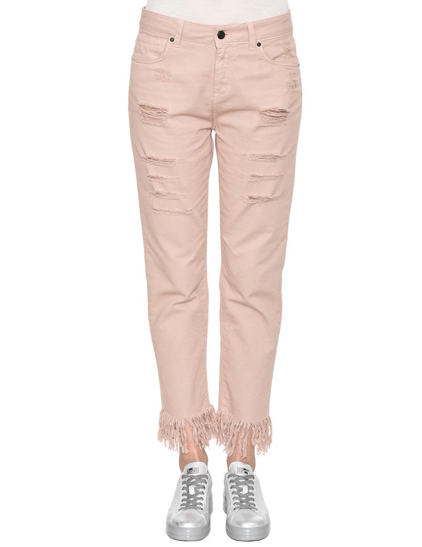 Женские джинсы UP JEANS 0095-Т14-CC1-rosa_pink