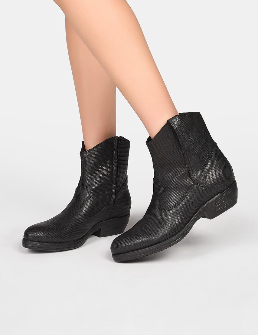 Женские ботинки LEstrosa 1046_black
