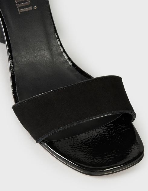 женские черные Босоножки Pertini 211W30801D3-V47 - фото-6
