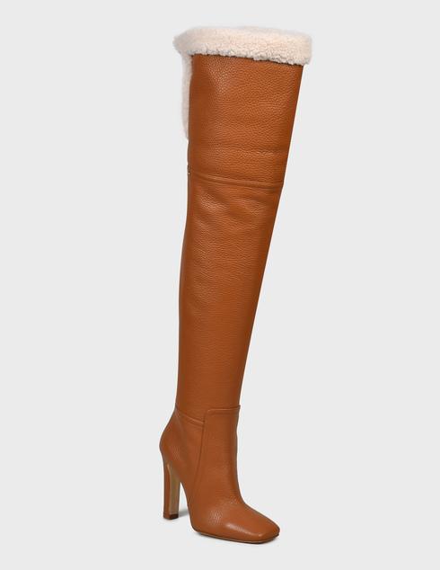 коричневые женские Ботфорты Elisabetta Franchi SA-21F-16E2-V270-368 30170 грн
