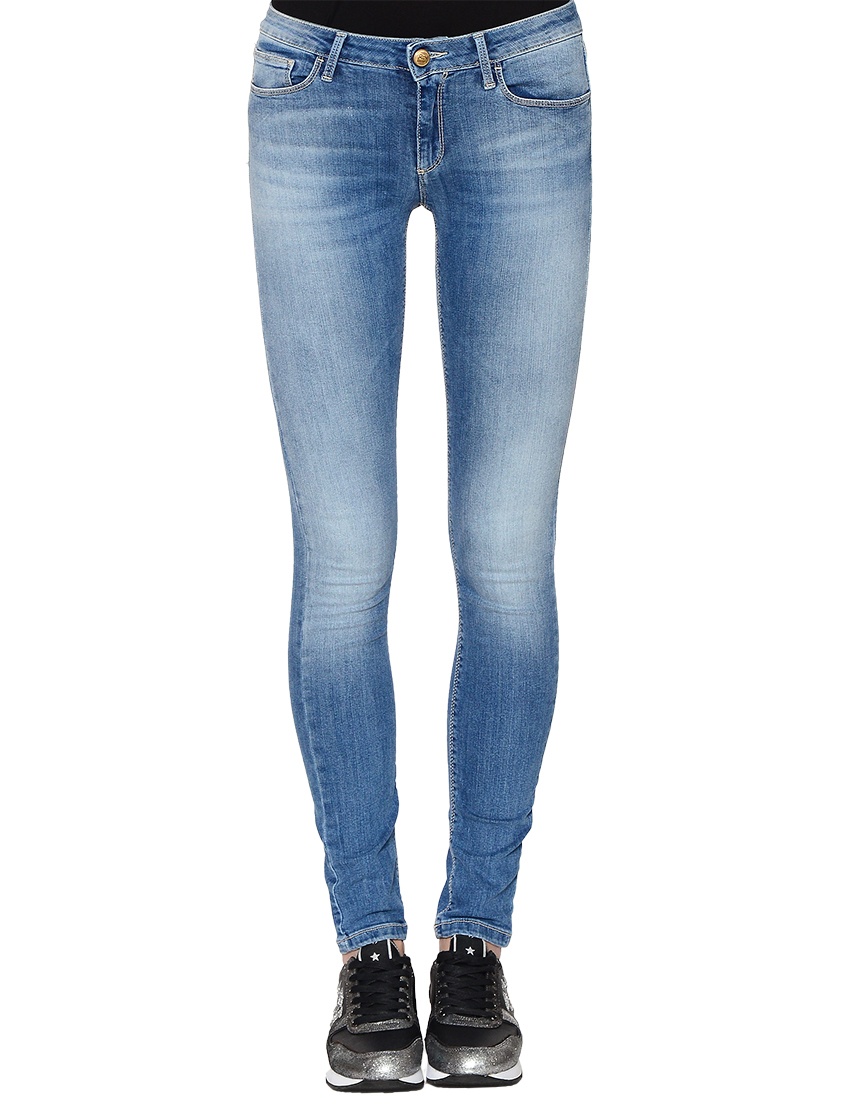 Женские джинсы ROY ROGERS DID000D166051465GWI_blue