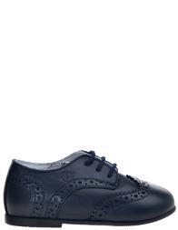 Детские туфли для мальчиков Naturino 4899-blue