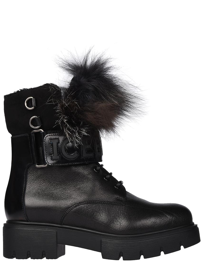 Женские ботинки Iceberg 1110A_black
