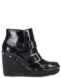 Женские ботинки Calvin Klein R0564_black