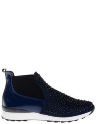 Женские ботинки FRANCESCO MILANO М200Т_blue