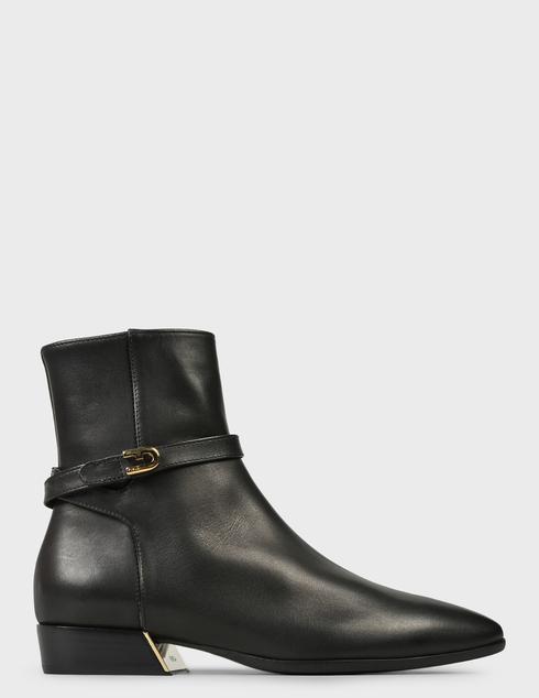 женские черные Ботинки Furla YD28FGC - фото-7