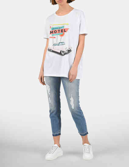 Trussardi Jeans 56T00177-W001_white фото-4