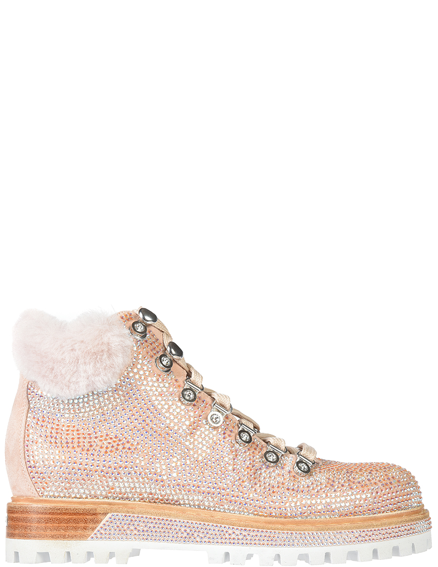 Женские ботинки Le Silla 7510_beige